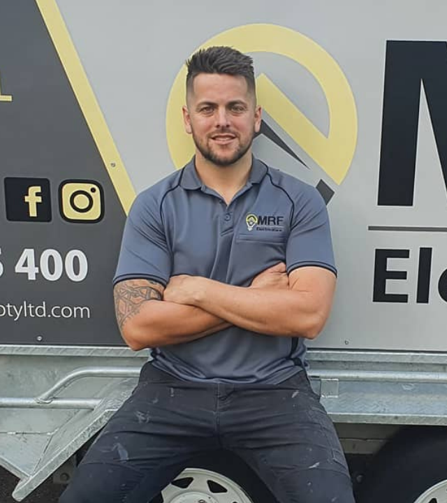 electrician brisbane MRF owner